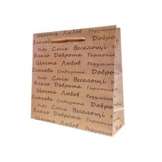 Пакет из крафт-бумаги №173